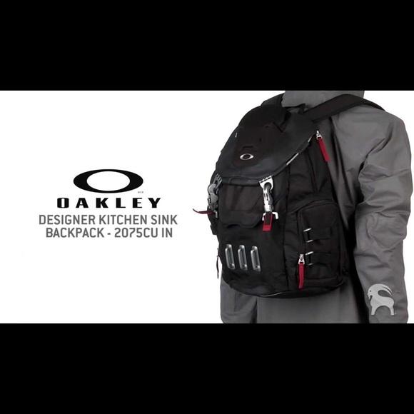 Oakley Bags Oakley Mens Bathroom Sink Backpack Poshmark